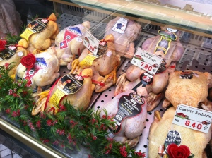 French chickens