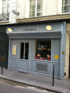 Pramil restaurant