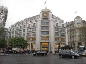 Louis Vuitton flagship store