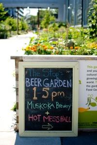 The Stop Beer Garden