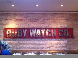 Ruby Watch Co